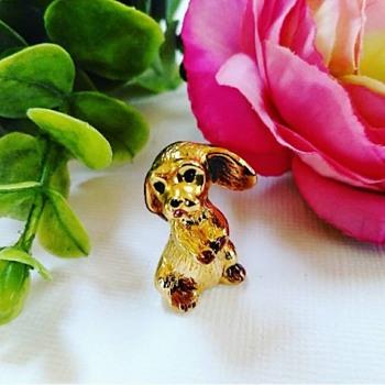 Graziano Figural  - Costume Jewelry