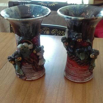 Need help identifying Japanese vase!