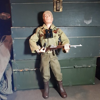 GI Joe Man Of Action 1970 Plus Various Accessories  - Toys