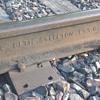 Bethlehem Steel Rail From Steelton, PA