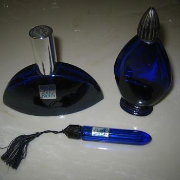 My Bourjois Bottles - Art Deco