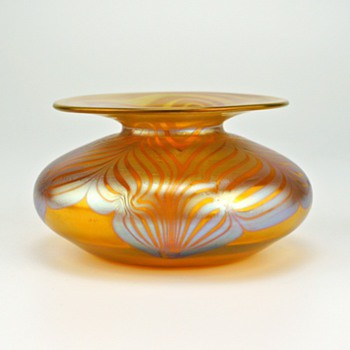 Loetz Phanomen Genre 181. - Art Glass