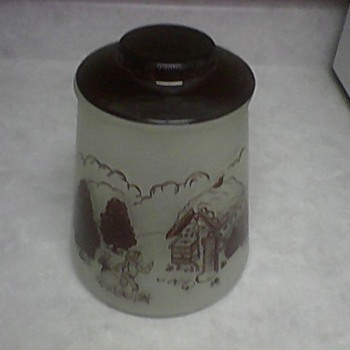 HANSEL AND GRETEL COOKIE JAR - Kitchen
