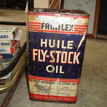 familex   fly stock  oil