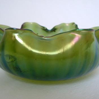 Small Iridescent Bowl