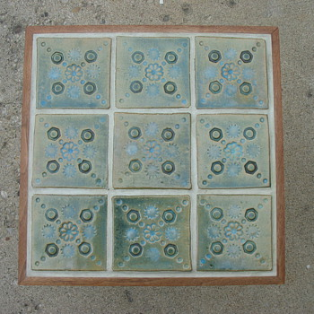 Martz-esque table? - Mid-Century Modern