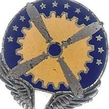 Unknown pins - Military and Wartime