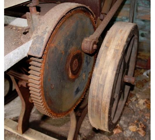 old printing press    what is it?   Collectors Weekly