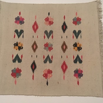 What tribe is this from? - Rugs and Textiles