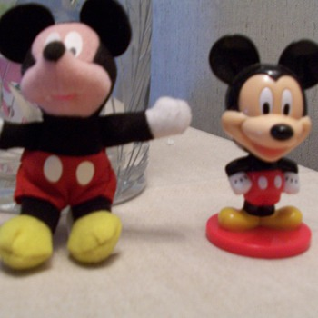 Mickey Mouses (mice?)