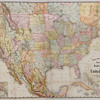 Rand McNally 1901 Railroad Map of the Continental United States
