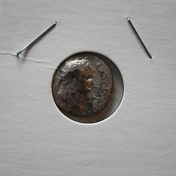 Roman Coin (Domitian) - World Coins