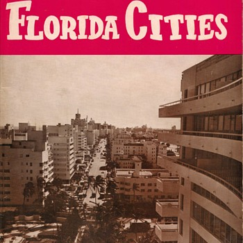 1965 - Visitor's Guide to Florida Cities