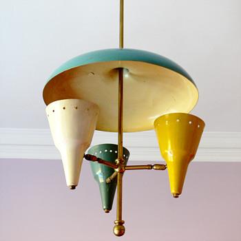 Italian lamp 1950s - Lamps