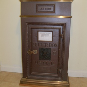 CUTLER MAILBOX - Office
