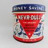 1941 NEVR-DULL Tin