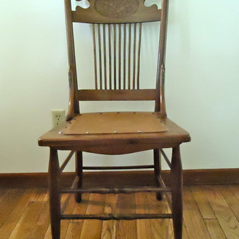 The Chair That Tells a Story - Furniture