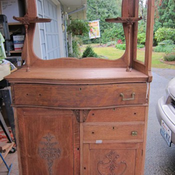 Dresser Unknown - Furniture