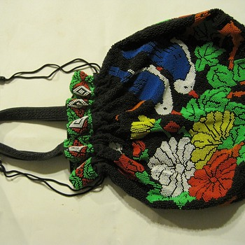 My beautiful beaded bag - Bags