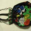 My beautiful beaded bag