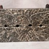 Early 19 century engraved soapstone bullet mould