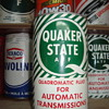 quaker state cans