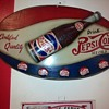 Wooden Pepsi signs