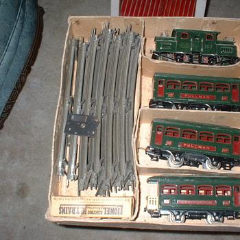 Vintage Lionel Train - Model Trains