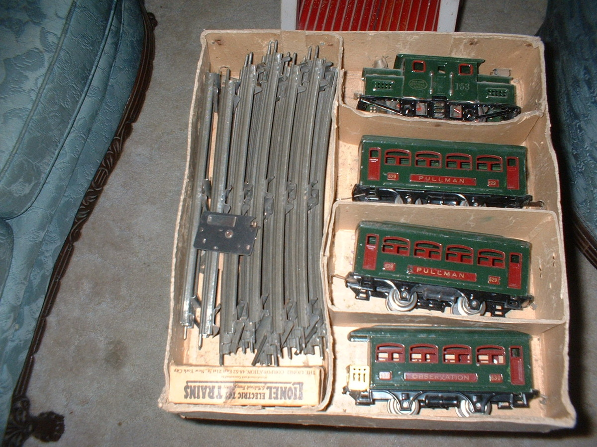 Vintage Lionel Train Collectors Weekly Track Wiring