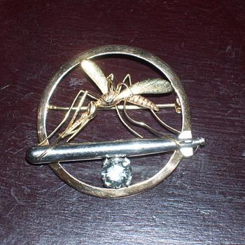 PT Boat Mosquito pin by Millard Davis - Fine Jewelry