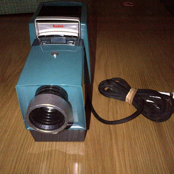 Vintage Kodak Slide Projector - Cameras