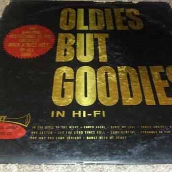 """12"""" VINYL DISC....#84 - Records"""