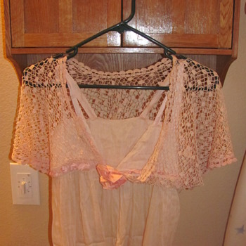 Misc clothes from old steamer trunks... - Womens Clothing