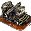 Williams 1 typewriter - 1891