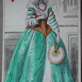 Jeu des Rois de France Playing Cards by Grimaud of Paris  - Games