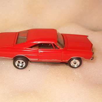 AURORA THUNDERJET 500 FORD GALAXY 500 - Model Cars