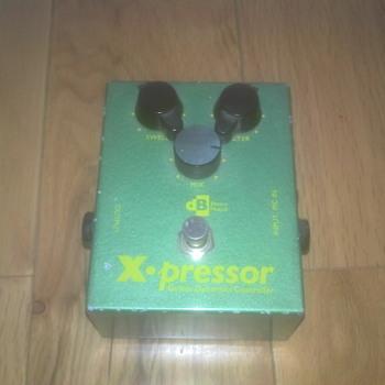 dB electro-musical  X.Pressor    - Guitars