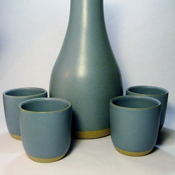 JANE MARTZ AND GORDON MARTZ - MARSHALL STUDIOS INC. - Pottery