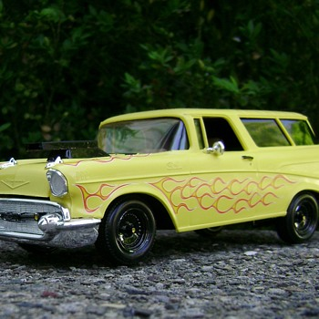 1957 Chevy Nomad - Classic Cars