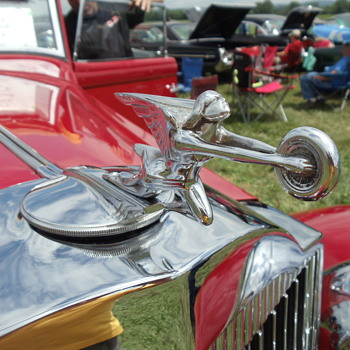 1930s Packard Hood Ornament..... - Art Deco