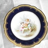 A wonderful porcelain plate