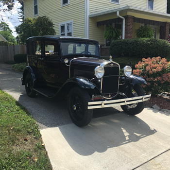 1931 Ford ModelA - Classic Cars