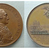Commemorative Medal dated 1799