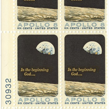 1960s plate blocks - Stamps