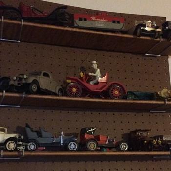 Vintage Model Car Kits Collectors Weekly
