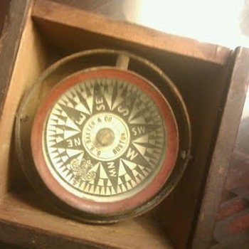s.r baxter an co ship compass - Tools and Hardware