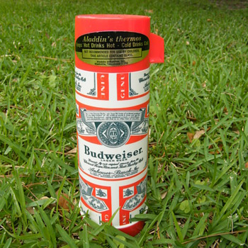 Budweiser Aladdin's Thermos, Only One of its Kind?