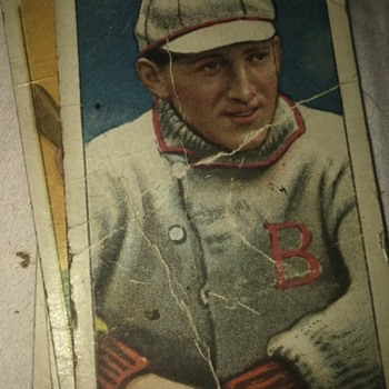 Peidmont cards 1909 - Baseball