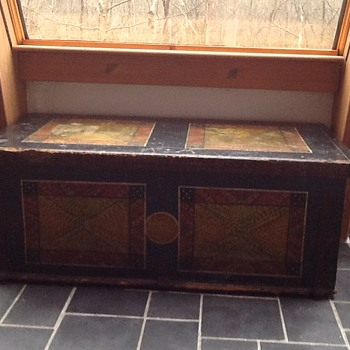 Family chests from Germany - Furniture