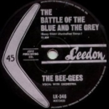 The first record by the Bee Gees (1963) - Records